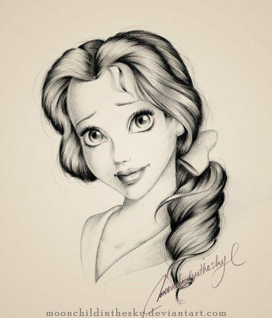 553x648 25 Beautiful Cartoon Drawings And Cartoon Art Works Around The World