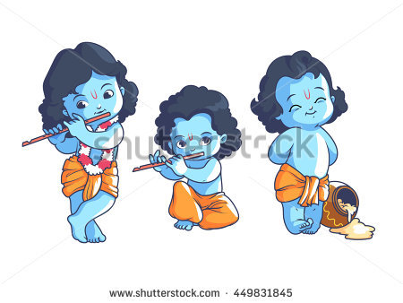 450x338 Gallery Little Krishna Cartoon Images To Draw,