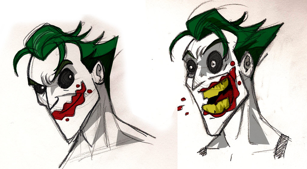 Cartoon joker drawing at getdrawings free for personal use 1024x565 joker animated wip by memorypalace on deviantart voltagebd Images