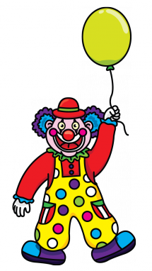215x382 How To Draw A Clown For Kids, Cartoons, Easy Step By Step Drawing