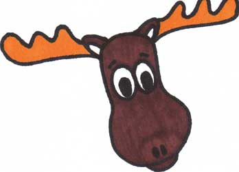 Cartoon moose drawing at getdrawings free for personal use 348x250 cartoon animals thecheapjerseys Gallery