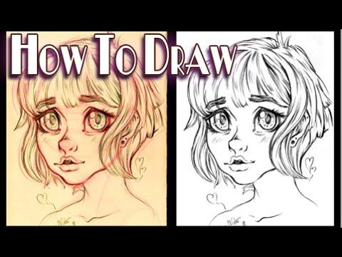480x360 How To Draw Cute Animemanga