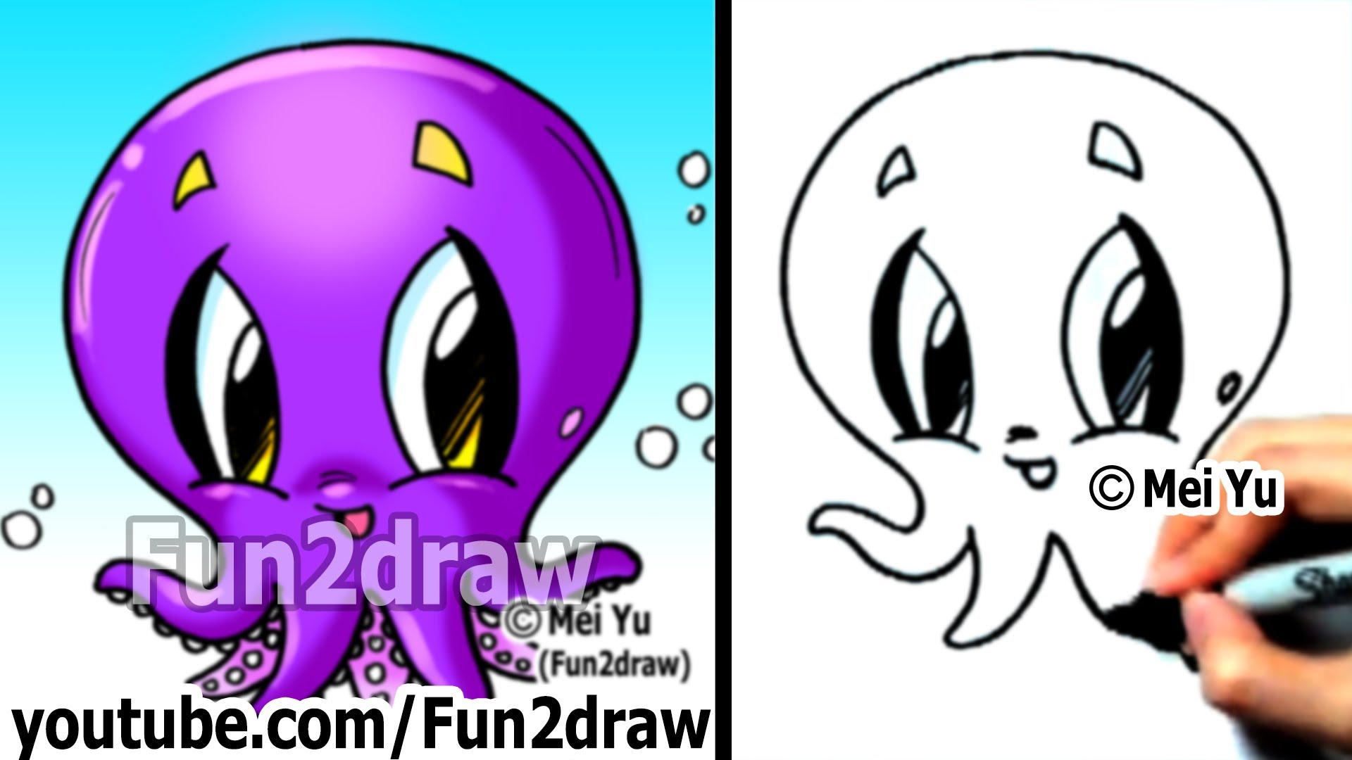 1920x1080 How To Draw Cartoon Characters