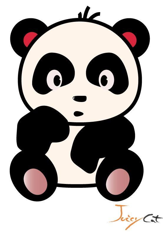 553x787 How To Draw A Panda Bear Cub Tutorial Drawing Png Drawings