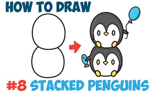 500x305 How To Draw Penguins Archives