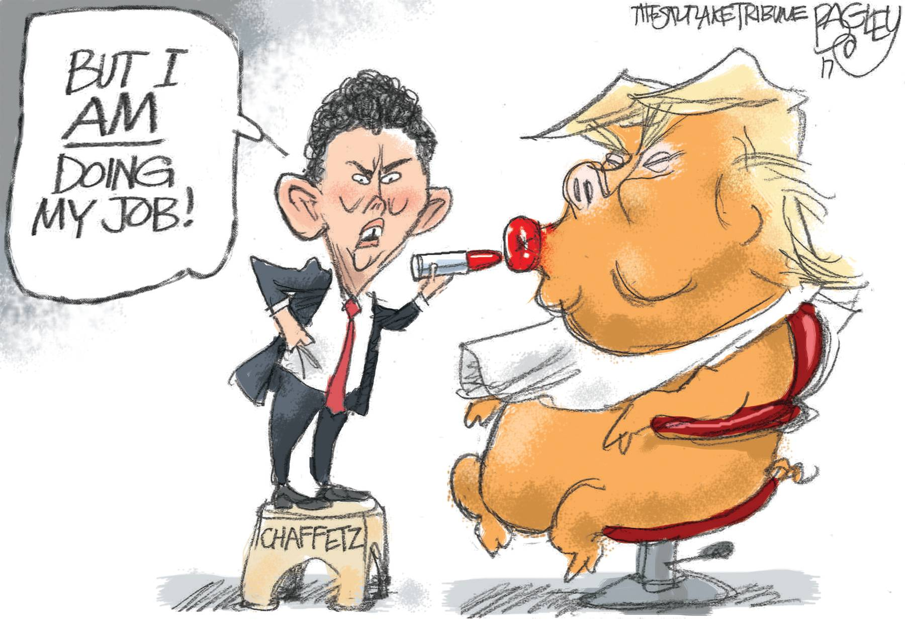 1800x1234 Drawing Trump