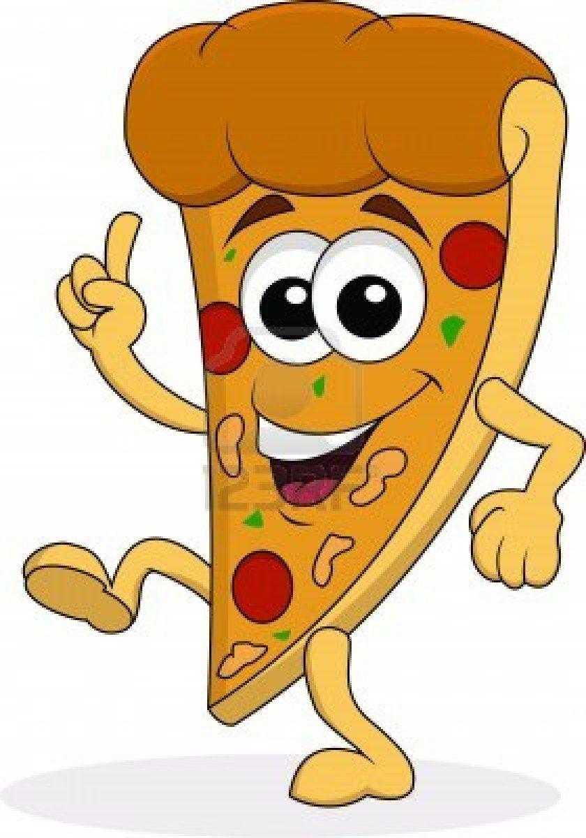 840x1200 Cartoon Drawing Of Pizza