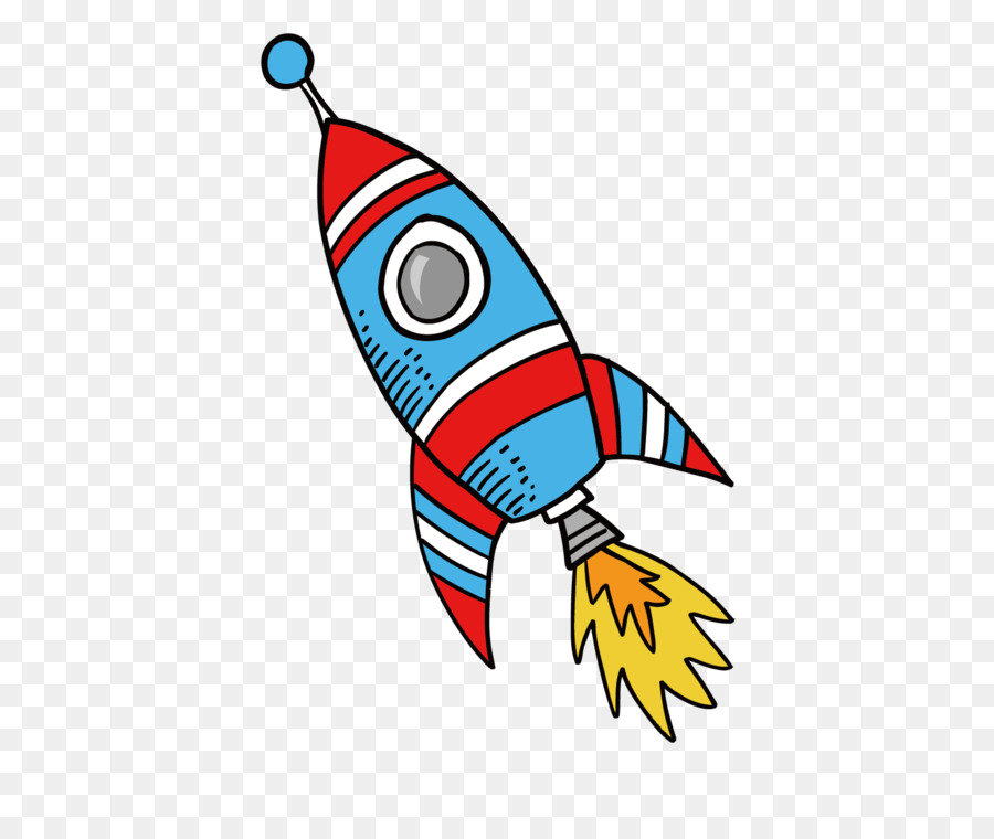 900x760 Rocket Drawing Clip Art