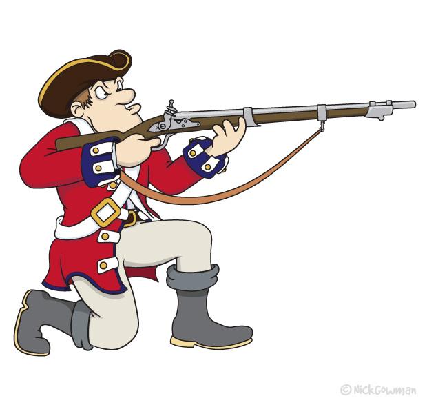 620x587 Cartoon Soldier