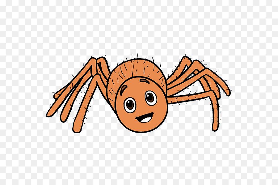 900x600 Spider Cartoon Drawing Clip Art