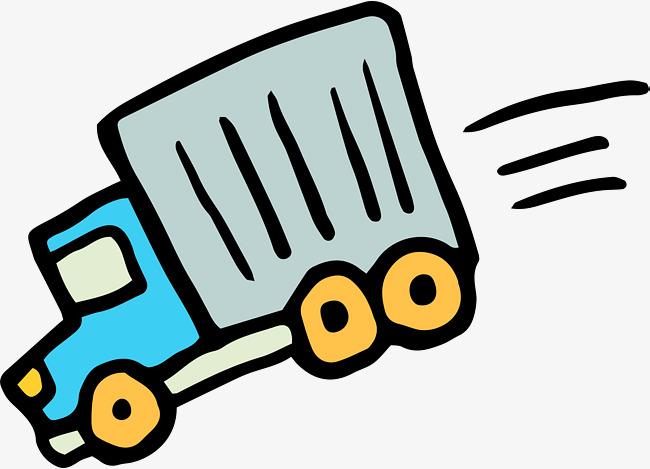 650x469 Cartoon Cute Car Pattern, Cartoon Hand Drawing, Truck, Lovely Png