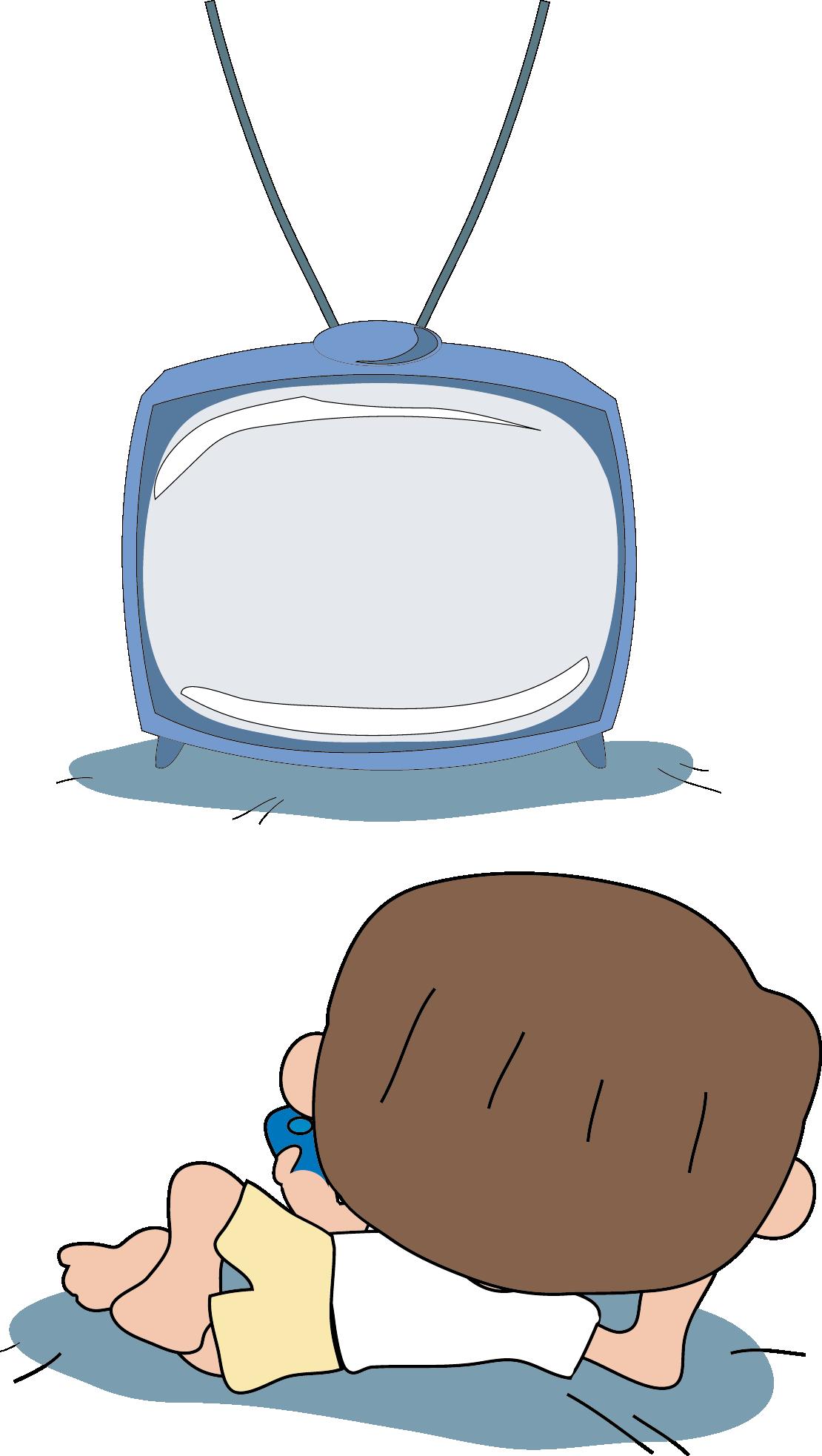 1110x1965 Cartoon Television Drawing