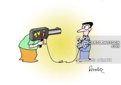 400x280 Tv Camera Cartoons And Comics