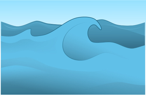 500x328 Drawing A Vector Wave