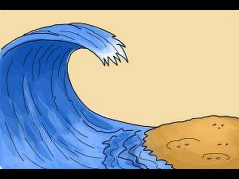 480x360 How To Draw A Wave For Kids