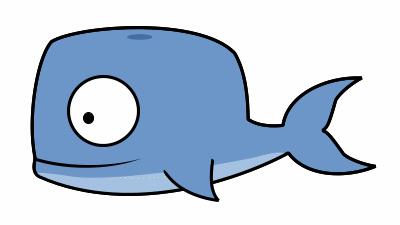 400x225 Drawing A Cartoon Whale