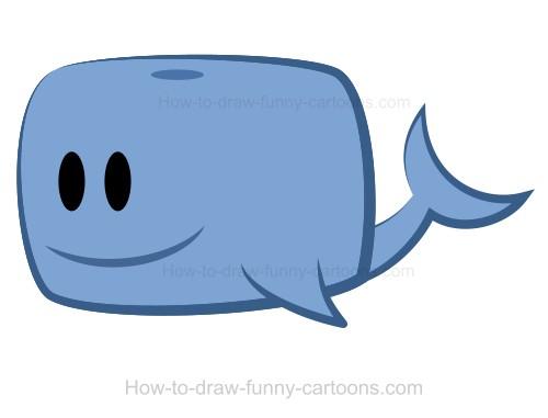500x381 A Whale