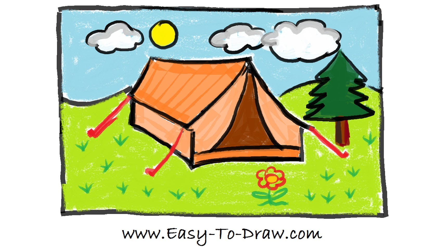 Cartoons Drawing For Kids at GetDrawingscom Free for personal use