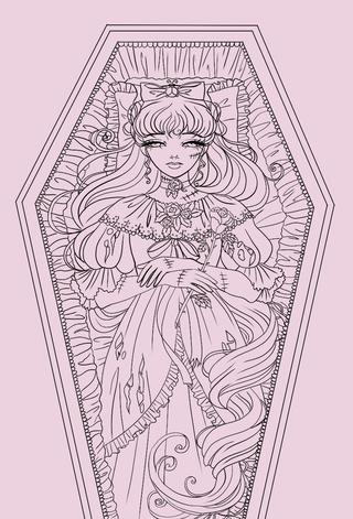 320x471 Coffin Drawings On Paigeeworld. Pictures Of Coffin