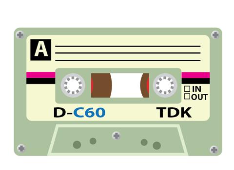 480x350 Cassette Tape How