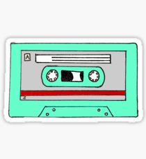 210x230 Cassette Tape Drawing Stickers Redbubble