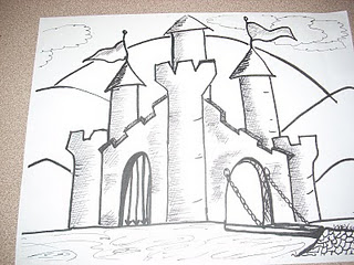 320x240 Castle Drawings 5th Grade Pinterest Castles And Artsy