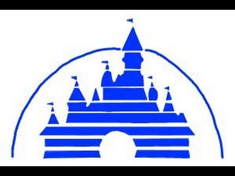 480x360 How To Draw The Disney Logo