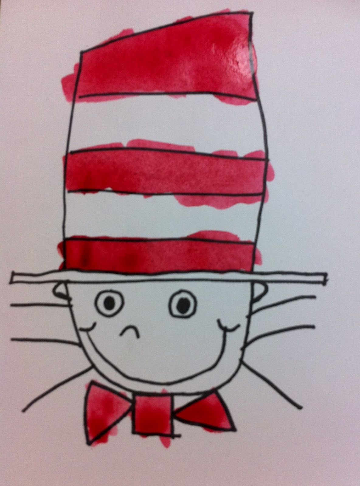 1184x1600 Another Way To Draw The Cat In The Hat