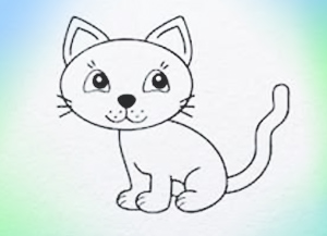 300x217 How To Draw Cat Archives