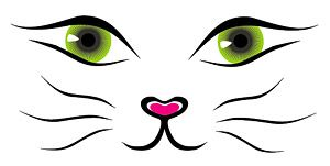 300x151 Sexy Cat Outlines