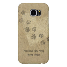 260x260 Cat Paw Print Samsung Galaxy S6 Cases Amp Covers Zazzle