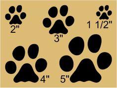 236x177 How To Draw A Cat Paw Print Kittie Crafty Cat Paw