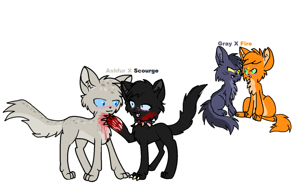 1024x626 Warrior Cats Yaoi By Shadow Lover4127