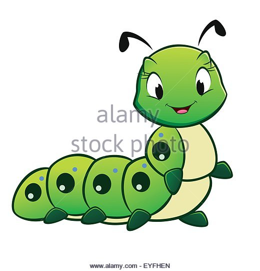 520x540 Cartoon Caterpillar Cut Out Stock Images Amp Pictures