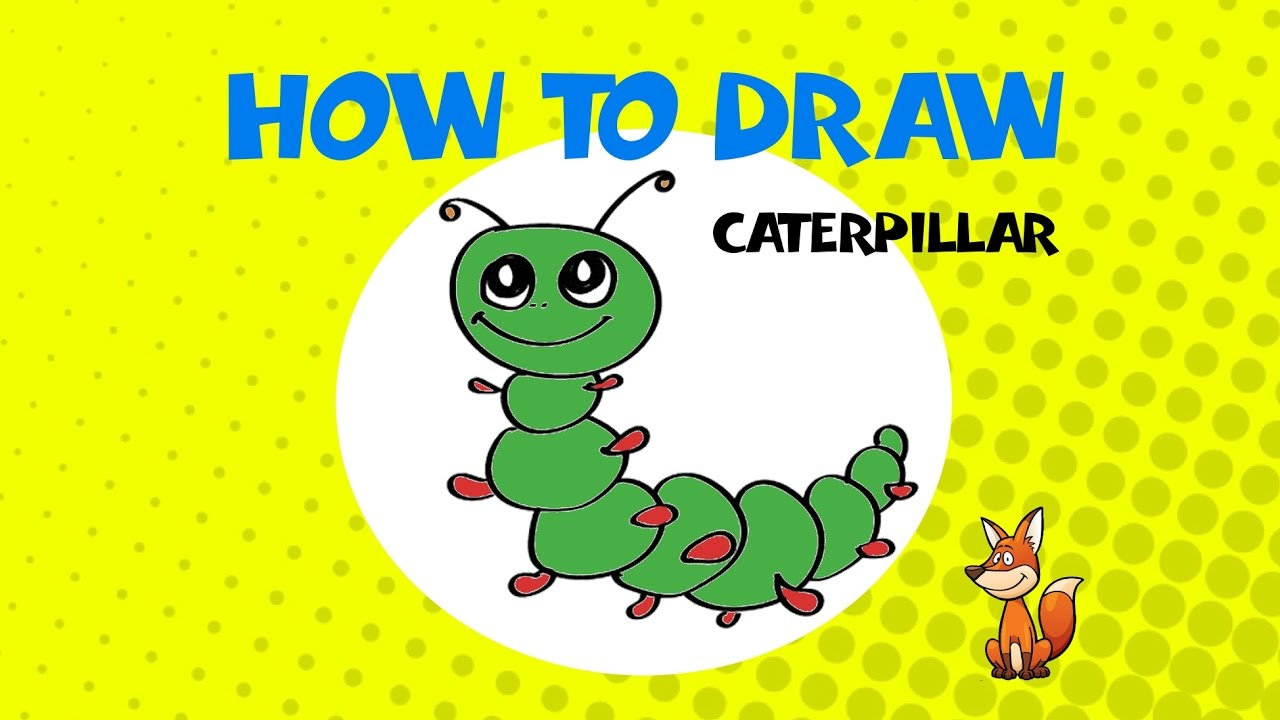 1280x720 Uncategorized. Drawing Of Caterpillar. Designfacebookcover