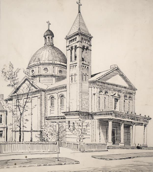 623x700 Catholic Church Buildings Ontario Toronto Virtual Reference