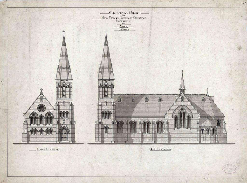 1024x756 M5200 2 Competitive Design For The New Roman Catholic Church