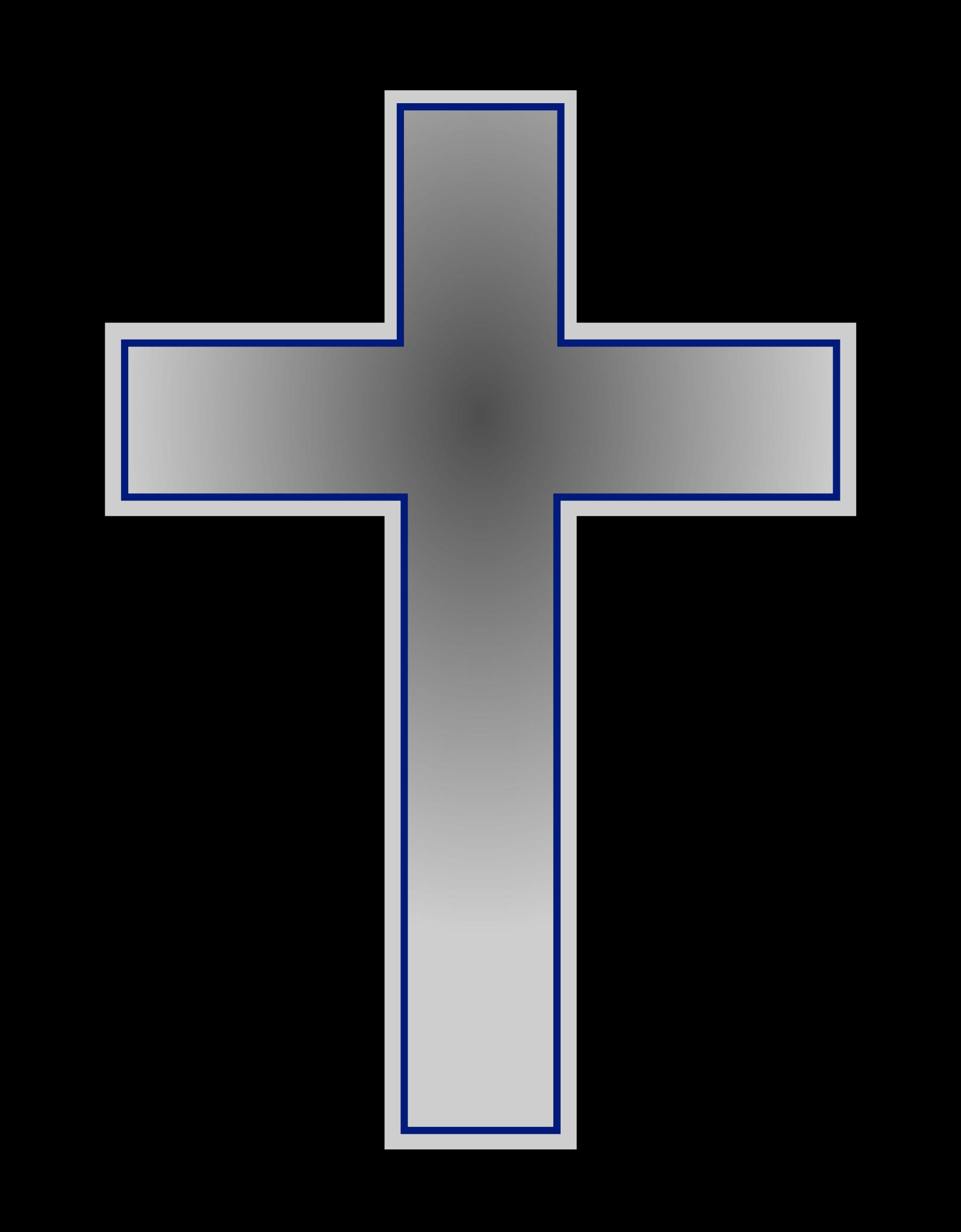 1872x2400 Catholic Cross Drawing Clipart Panda