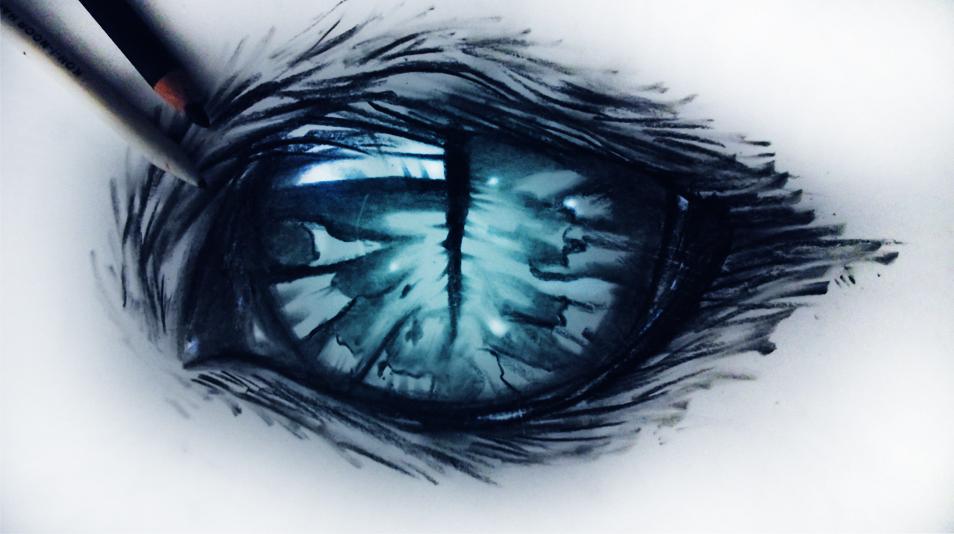 954x534 Cheshire Cat Eye By Ryky