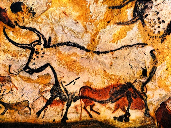 575x432 Cavemen Were Much Better At Illustrating Animals Than Artists