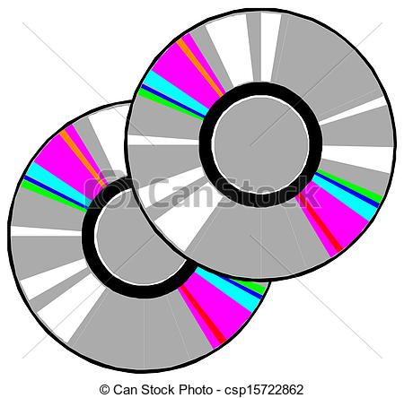450x444 Cd Drawing Clipart