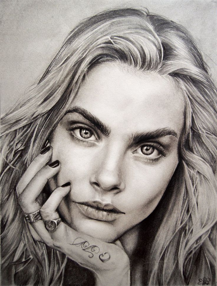 736x968 Gallery Celebrity Drawing Art,