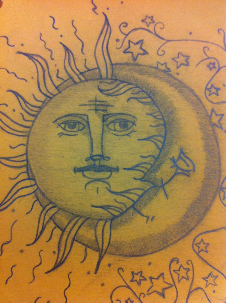 736x985 34 Best Gnostic Images On Sun Moon Stars, Celestial