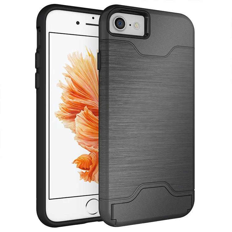 750x750 Fashion Cell Phone Cases Creative Drawing Card Bracket , European