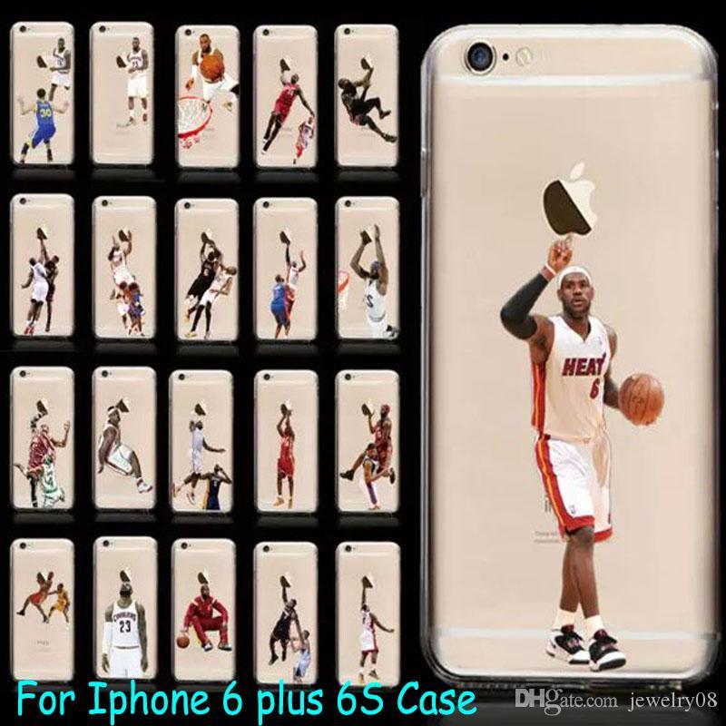 800x800 Basketball Player American Football Design Cases Soft Tpu