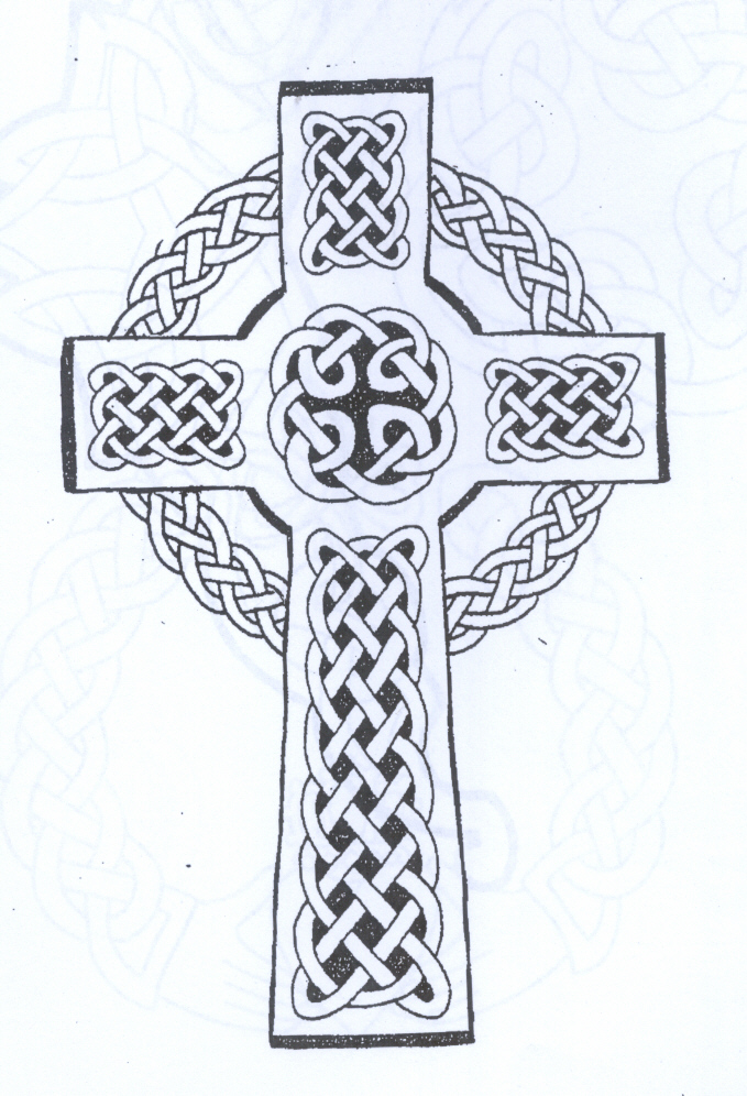 celtic cross drawing at free for personal use celtic cross drawing of your choice. Black Bedroom Furniture Sets. Home Design Ideas