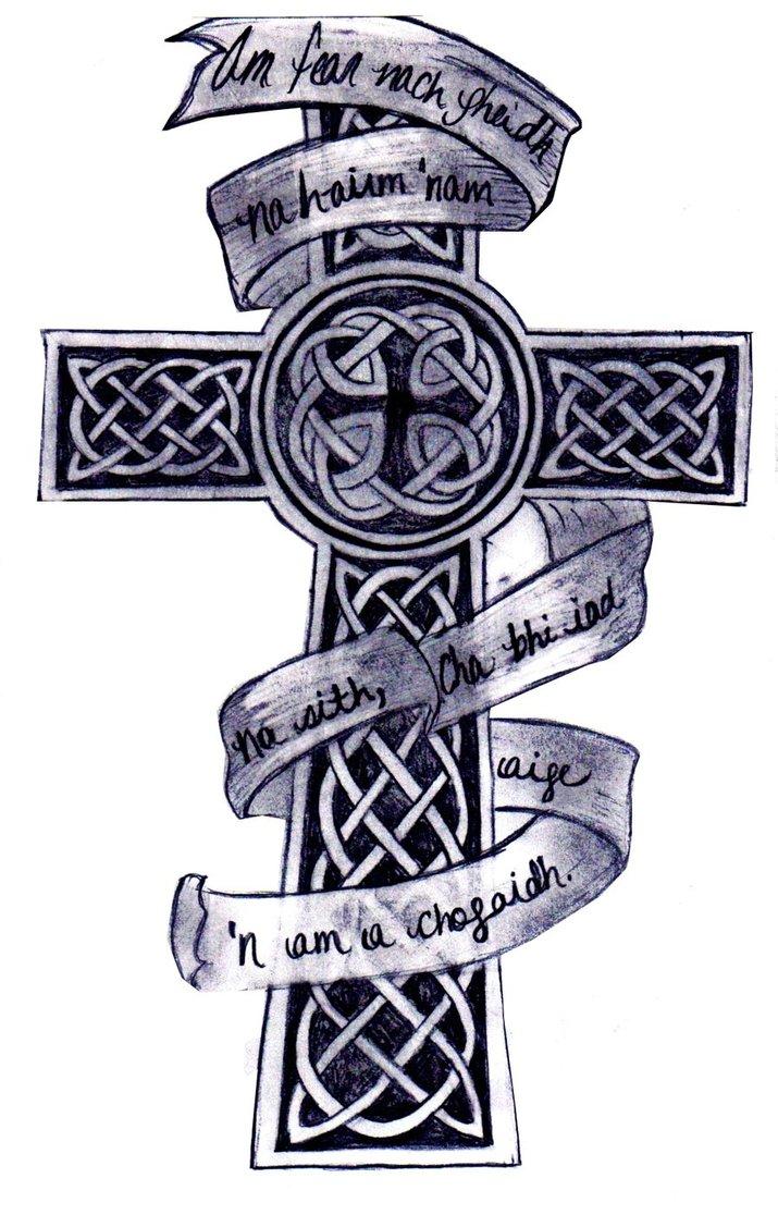 715x1116 Celtic Cross By Kkbaby101