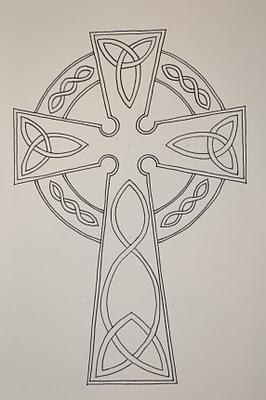 266x400 Celtic Cross From Summertime Ink Sca Fiber Arts