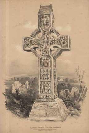 288x431 Celtic Crosses
