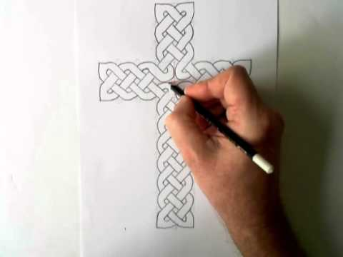 480x360 Celtic Design 11 (A Celtic Cross)